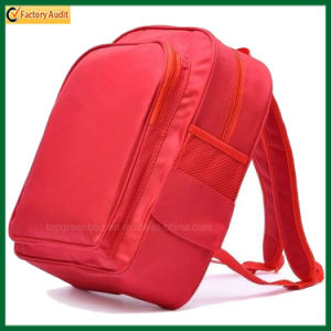 Fashion Red Student Backpack School Rucksack (TP-BP173) pictures & photos