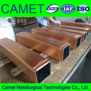 Ni Cr Co Coated Copper Mold Tubes pictures & photos