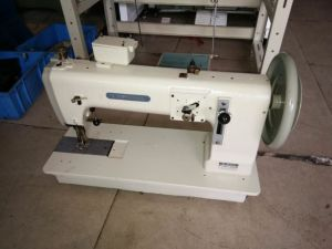 Used Heavy Duty Sewing Machine for Thick Needle Material Sofa Shoes Bags pictures & photos