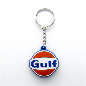 Gulf Sport 3D Soft PVC Key Chain pictures & photos