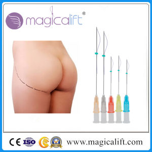 Magicalift Anti-Wrinkle V-Line Face Lifting 3D 4D 5D Cog Pdo Thread with Blunt Cannula Lift pictures & photos
