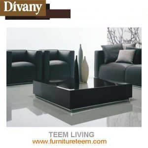 Modern Style High Glossy Painting Table Top Coffee Table pictures & photos