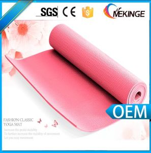 Body Building Environmental Yoga Mats PVC Organic Mat for Yoga pictures & photos