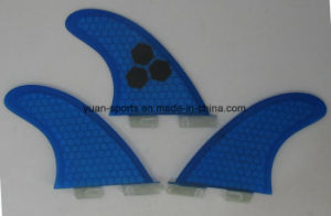 Glassfiber Tri Set Fcs II 2 Surf Fin G5 for Sup Surfboard pictures & photos
