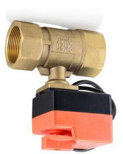 Brass Mass-Market Electric Ball Valve pictures & photos
