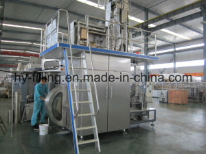 250ml Aseptic Brick Milk Filling Machine pictures & photos
