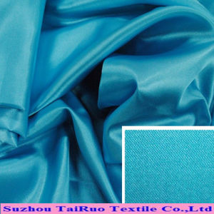 100 Polyester Satin for Garment Lining Wholesale Cheap Polyester Satin Fabric pictures & photos