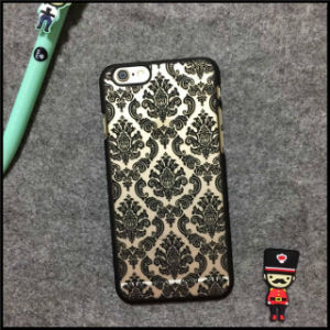 Lace Relief Phone Accessories Mobile Case for iPhone pictures & photos