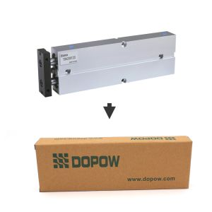 Dopow Tn (TDA) 20-125 Twin-Rod Cylinder Bore Double Action pictures & photos