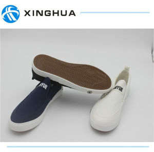 Rubber Shoes Canvas Casual Footwear Good Design pictures & photos