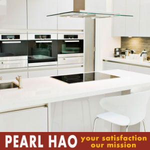 Modern White High Glossy Lacquer Kitchen Cabinet Furniture pictures & photos