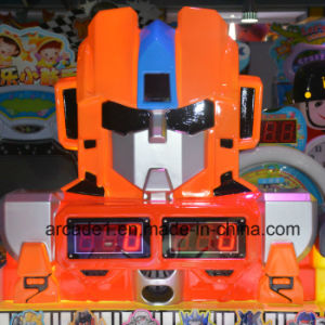 Transformers Arcade Coin Operated Kid Rolling Ball Game pictures & photos