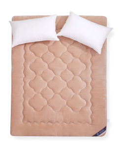 Soft Warm Fannel Mattress pictures & photos