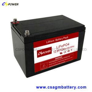 Cspower LiFePO4 12V 12ah Battery/12V 12ah Lithium Battery pictures & photos