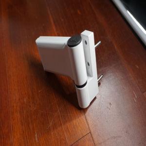 Hardware Doors and Windows Aluminum Door 3D Hinge pictures & photos