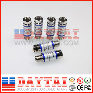 F Male to F Female 85-1000MHz CATV High Pass Filter pictures & photos