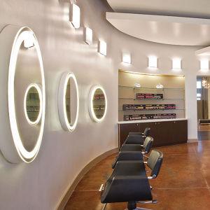 Hotel Vanity Frameless Beveled LED Illuminated Backlit Mirror Bathroom pictures & photos