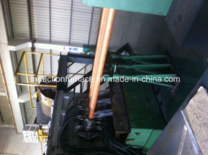 Horizontal Copper Pipe Brass Pipe Continuous Casting Machine pictures & photos
