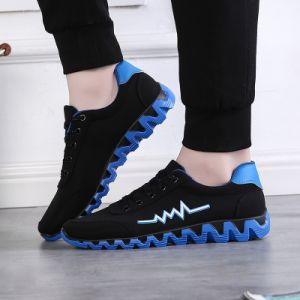No MOQ 1 Pair Canvas Casual Student Women Wen Sport Shoes pictures & photos