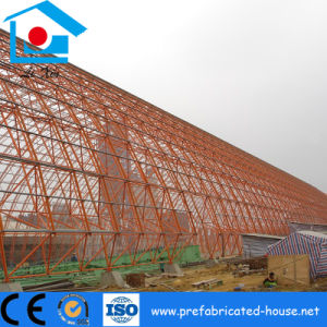 Steel Structure Limestone Warehouse pictures & photos