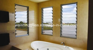 4-6mm Clear Tinted Patterned Louver Glass China Manufacturer pictures & photos
