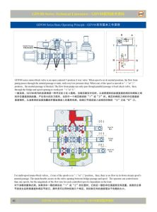 80L/Min One Spool Manual Control Hydraulic Directional Monoblock Valve pictures & photos