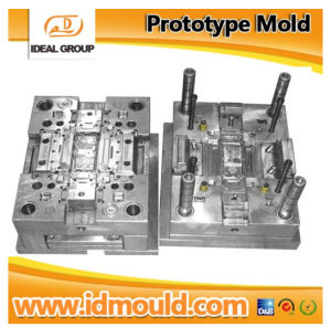 Customized Plastic Products Electronic T Plastic Injection Mould pictures & photos