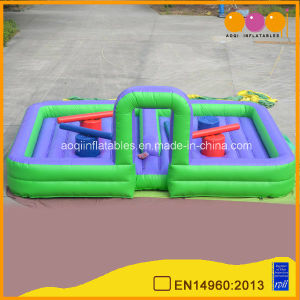 Inflatable Gladiator Fighting Arena (AQ1733-2) pictures & photos