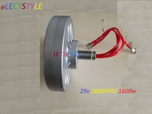 Dm242 Series Coreless Disc Permanent Magnet Generator Pmg242dm 29V 1000W 1800rpm Permanent Magnet Alternator pictures & photos