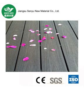 Outdoor WPC Solid Flooring (SY-06) pictures & photos