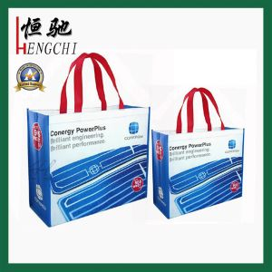 Non Woven Laminated Shopping Bag with Custom Printing pictures & photos