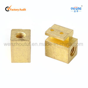Aluminium Wiring Terminals Electrical Aluminum Crimping Connector pictures & photos