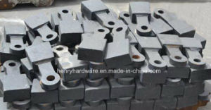 Antiwear Part, Hammer, High Manganese Steel Casting pictures & photos