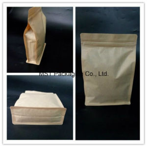 Paper Bag/ Paper Stand up Pouch with Zipper pictures & photos