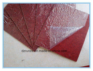 Plain Surface Exhibition Carpet with Protective Film pictures & photos