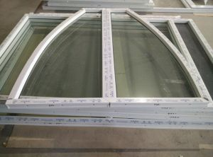 Special Shaped UPVC Window pictures & photos
