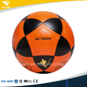 Official Size Weight Diameter Soccer Ball Factory pictures & photos