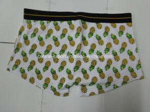 High Quality Aop Men Boxer Short Men′s Underwear pictures & photos