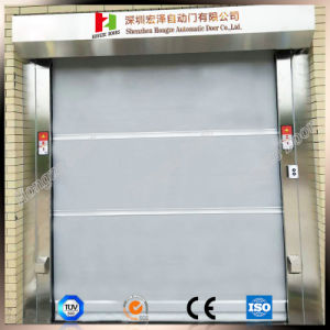 Industrial Roller Shutter Aluminum Panel Sliding Sectional Doors (Hz0-FC0124) pictures & photos