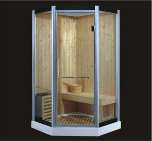 Solid Wood Sauna Room (AT-8626) pictures & photos