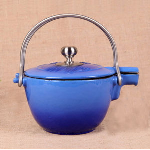 Cast Iron Teapot Manufacturer From China pictures & photos