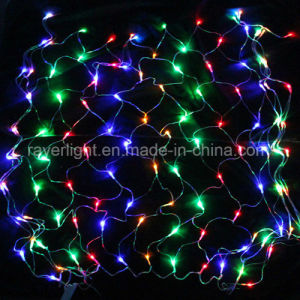 Holiday Party Christmas Decoration LED Net Lights pictures & photos