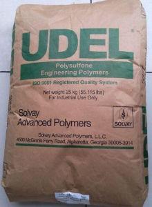 Solvay Udel P-1700 (Polysulfone PSU P1700/P 1700) Bk937 Black/Wh6417 White Engineering Plastics pictures & photos