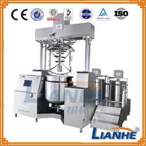 500L Vacuum Emulsifing Mixer Cosmetic Machine pictures & photos