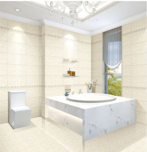 Inkjet 300X600mm Interior Ceramic Tile Porcelain Tile for Building Material (6909) pictures & photos