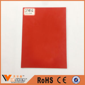 Red Aluminum Composite Panel Material for Building Decoration pictures & photos