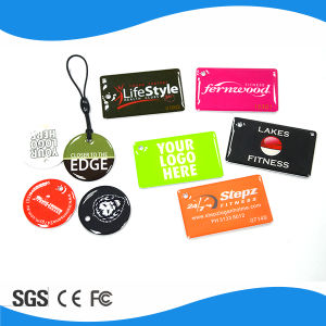 13.56MHz Epoxy Fob Waterproof RFID Epoxy Tag pictures & photos