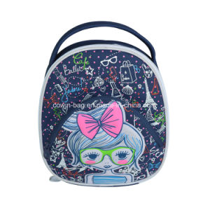 Girl′s Lovely Deisgned Picnic Lunch Drink Cooler Bag
