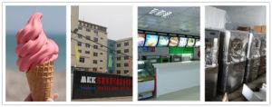 1. Tahkon Ice Cream Machine/ Yogurt Machine pictures & photos