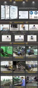 Steel Rack for Exhibition and Showroom Storage with NSF Approval pictures & photos